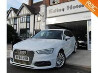 2015 AUDI A3 E-TRON HYBRID,5DOOR AUTOMATIC,CONGESTION FREE,SATNAV,1 OWNER,BLUETOOTH,FINANCEAVAILABLE