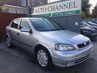 Vauxhall Astra 1.4 i 16v LS 5dr£685 p/x welcome NEW MOT, GOOD RUNNER
