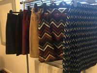 6 x women skirts