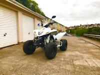 Quadbike quadzilla 450cc Sport,road legal quad new mot low mileage