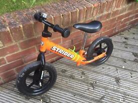 Strider Balance Bike for sale