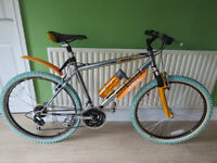"MENS MOUNTAIN BIKE......""VIRAGE MACH 2"". ALL READY TO RIDE AWAY."