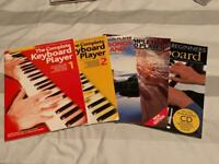 Beginners Keyboard Music