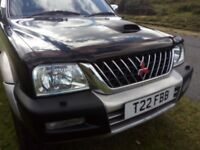 4X4 MITSUBISHI L 200 PICK UP WARRIOR ;;;;';';';;;';'48000M ONLY ;';';';;;;;';';';'