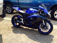 2006 gsxr 600 12000km right offer takes it