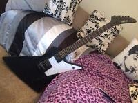 Epiphone Explorer Guitar (Gothic)