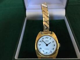 Oris super Ladies 17 jewel watch swiss made