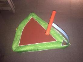 Getgo folding trampoline