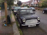 Classic Automatic Rover Mini 998cc Great condition Low Mileage