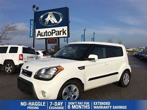 2012 Kia Soul 1.6L w/ECO | Bluetooth | Remote Start | Heated Sea