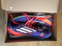 Adidas techstar allround 3 spikes size 6