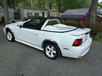2003 Ford Mustang GT garantie mécanique 1an incluse.