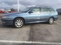PEUGEOT 406 ESTATE 2.0HDI 12 MONTHS MOT not VW ford Renault Citroen Nissan Vauxhall cheap bargain