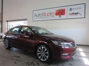 2013 Honda Accord EX 6 VIT. **TOIT**MAGS**FINANCEMENT 100%**