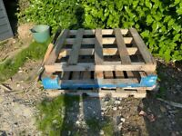 Pallets available for free collection