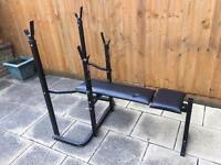 Weights Bench Set