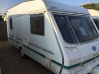 5 BERTH SWIFT LIGHTWEIGHT WITH END BEDROOM BIKE RACK WE CAN DELIVER