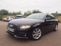 Audi A4 Tdi E | 48,000 Genuine Mileage | Navigation System 1 Owner £30 Road Tax Leather HIGH SPEC