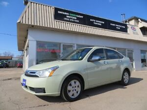 2010 Ford Focus AUTOMATIC,LOADED,CLEAN CARPROOF,CERTIFIED