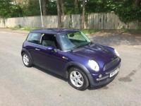 55 MINI ONE D 1.4 DIESEL ** ONLY 55000 MILES