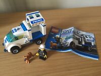 Lego City Police Dog Unit (7285)