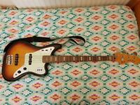 Fender Jaguar Bass MIJ - 2011 discontinued, immaculate condition