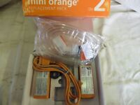 2 off Mini Orange Air Conditioning Condensate Pumps No 1