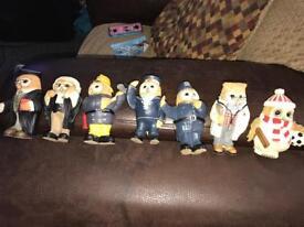 Leonardo owl set