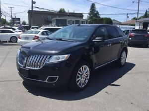 2011 Lincoln MKX AWD TOIT PANO NAV CAMERA 10999$ 514-692-0093