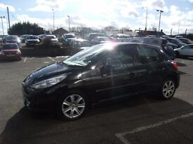 2008 08 PEUGEOT 207 1.6 SPORT 5D 108 BHP **** GUARANTEED FINANCE **** PART EX WELCOME ****