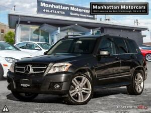 2010 MERCEDES BENZ GLK350 4MATIC |PANO|BLUETOOTH|NO ACCIDENT