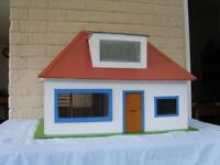 Dolls House 1970s Vintage