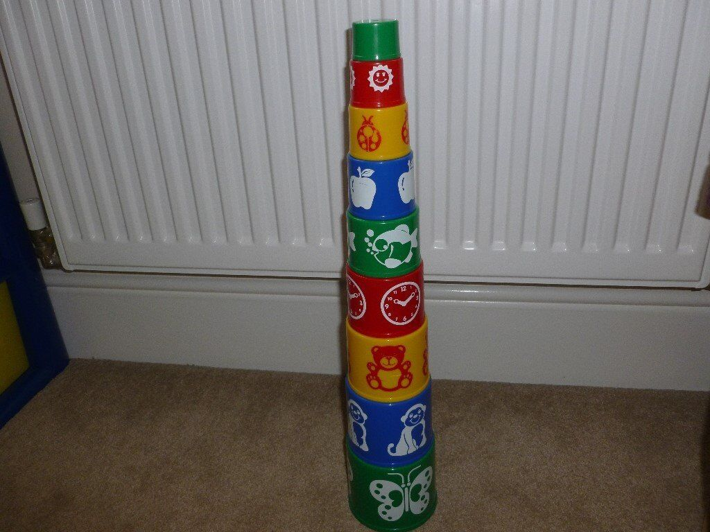 Stacking Cups