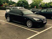 BMW 520D M sport - 85000 Miles - 10 Months MOT - E60 Msport 520 525 530 535 525d 530d 535d