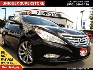 2013 Hyundai Sonata 2.0T Limited | NAVI | LEATHER | CAMERA | SUN