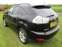 2005 LEXUS RX 300 SE AUTOMATIC ### ONE OWNER ### FULL HISTORY ### 12 MONTHS MOT ###