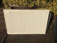 2 radiators free to uplift