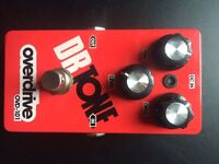DRTONE OVER DRIVE PEDAL - OVD-101 - MINT CONDITION