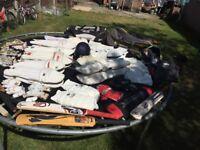 Cricket equipment men's/youths & junior.