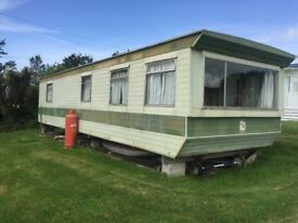 static caravan free to collect