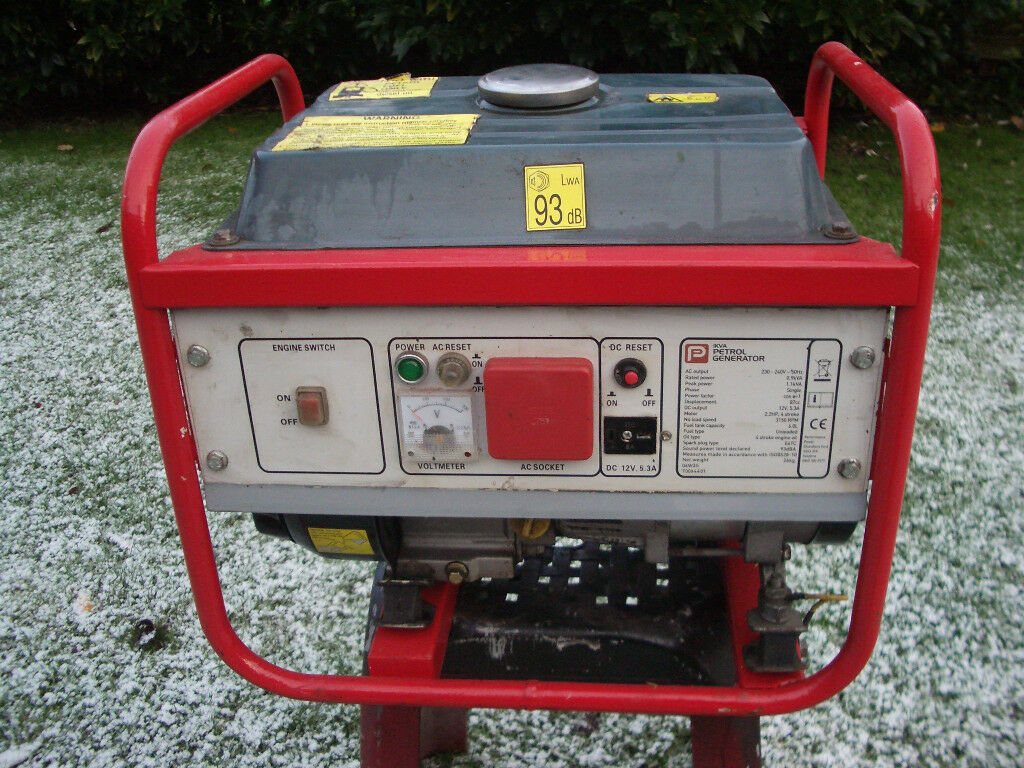 240 Volt Generator In Selby North Yorkshire Gumtree Power On Reset