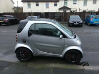 Smart Fortwo Coupe, 2005, Semi-Auto, 698 (cc), 2 doors