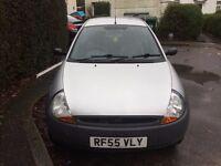 ford ka,55 plate,no mot,drives well,£150,no offers,cheap car