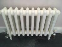 Victorian style radiator - small