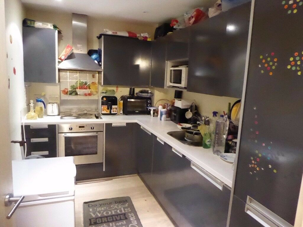 Ground Floor Apartment, Two Spacious Double Bedroom's, CR4