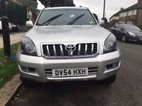 Toyota Land Cruiser 3.0 D-4D LC5 5dr FULLY LOADED -WITH ALL OPTIONS