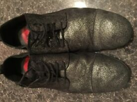 ASK THE MISSUS in leather kind of glitter in amazing conditions only £8!!!! Size 42