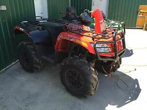 2015 Arctic Cat MudPro 700 Limited