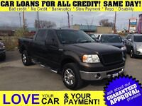 2008 Ford F-150 XLT * TRUCK LOANS FOR ALL CREDIT