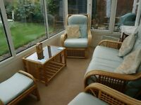 Conservatory Furniture - 5 piece set